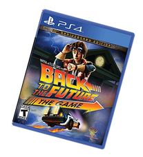 Back to the Future: The Game - 30th Anniversary Edition -