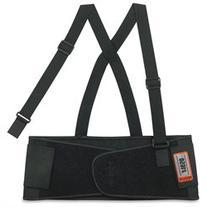 Ergodyne Back Support - Washable - Black
