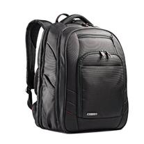 Xenon 2 Laptop Backpack, 12.25 x 8.25 x 17.25, Nylon, Black
