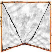 Champion Sports Backyard Lacrosse Goal, 6' x 6', Orange