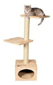 TRIXIE Pet Products Badalona Cat Tree, Beige