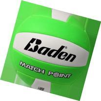 Baden MatchPoint Volleyball; Neon Green