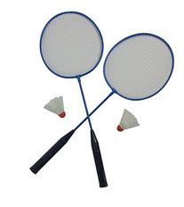 Outdoor Badminton Set Rackets and Birdies