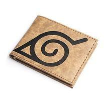 Naruto Bag Purse Leather Wallet