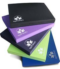 Clever Yoga X Large Balance Foam Pad - Versatile Fitness,