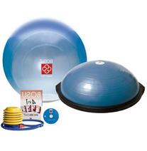 Bosu Balance Trainer and Ballast Ball Combo Kit