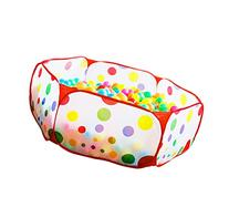 Ball Pit, Dadoudou 39.4 Inch By 19.7 Inch Hexagon Foldable