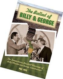 The Ballad of Billy and George: The Tempestuous Baseball