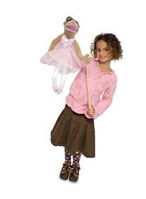 Ballerina Puppet  by Melissa & Doug