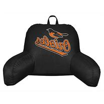 MLB Baltimore Orioles Bed Rest, 19 x 12, Black