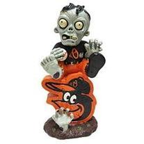 Baltimore Orioles Zombie Sitting On Logo