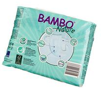 Bambo Nature Maxi Baby Diapers, Size 2 , 180