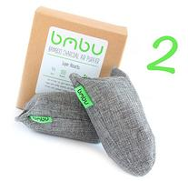 Shoe Deodorizer Bags - Carbon Activated Bamboo Charcoal Air