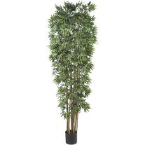 Nearly Natural 7' Bamboo Japonica Silk Tree