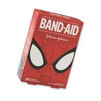 Band-Aid® Spider-Man Bandages - First Aid Supplies - 20 per