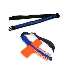 Yosoo Bandolier Bullet Belt Gun Bullet Darts Shoulder Strap