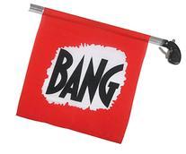 Loftus Bang Gun with Flag, Large/8.5