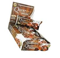 Quest Bar Cinnamon Roll -4 Boxes- Low Carb Protein Weight