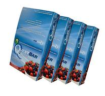 Quest Bar Mixed Berry Bliss -4 Boxes- Low Carb Protein