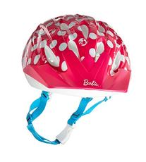 Bell Barbie Pedalin' Pretty Child Bike Helmet