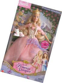 """Barbie as """"Princess and the Pauper"""" Princess Anneliese"""