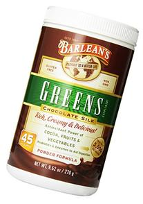 Barleans Organic Oils - Barleans Chocolate Silk Greens, 270