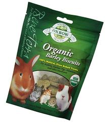 Oxbow Animal Health Barley Biscuits Bene Terra Organic Food
