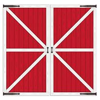 Barn Door Props Party Accessory