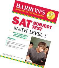 Barron's SAT Subject Test Math Level 2, 11th Edition