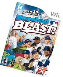 Baseball Blast! - Nintendo Wii
