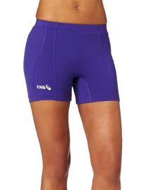 ASICS Women's Baseline Vb Short, Purple, XX-Large