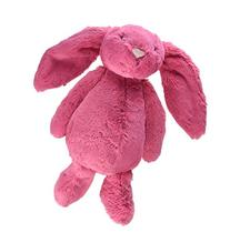 Jellycat Bashful Strawberry Bunny, Medium - 12 inches