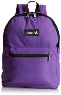 Basic Backpack, Dark Purple