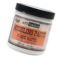 Prima Marketing Art Basics Modeling Paste, 8-Ounce, Opaque