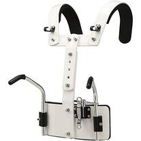Sound Percussion Labs Bass Drum Carrier White