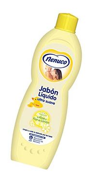 Nenuco Bath Gel