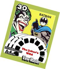 ViewMaster BATMAN - Joker's Wild - Classic Set - 3 Reels - 3