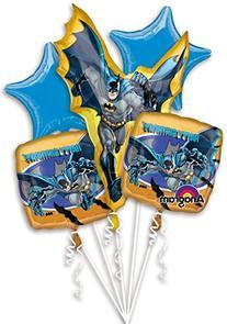 Batman Birthday Bouquet Of Balloons
