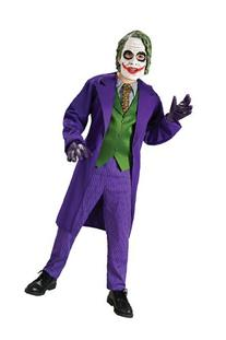 Batman The Dark Knight Deluxe The Joker Costume, Child's