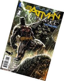 Batman Eternal #1 2014 *DC Comics