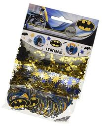 DesignWare Batman Value Confetti Pack, Multicolor