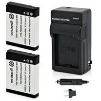 Smatree Batteries Charger Kit for Gopro Hero2 Digital Camera
