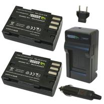 Wasabi Power Battery  and Charger for Pentax D-LI90 and