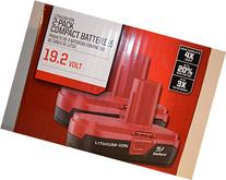 Craftsman 19.2-Volt Battery Lithium-Ion Two PP2011 Battery