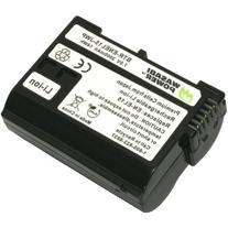 Wasabi Power Battery for Nikon EN-EL15 and Nikon 1 V1, D600