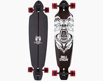 Landyachtz Battle Axe 40 Bear 2015 Longboard Skateboard Deck