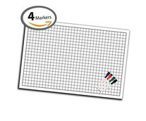 "Battle Grid Game Mat - 36"" X 24"" - Role Playing Game Map -"