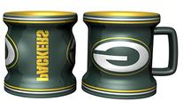 Boelter Brands Green Bay Packers 2 oz. Mini Mug Shot Glass