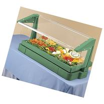 Cambro BBR480519 Tabletop Salad Bar with cold pan 3-pan size