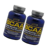 BCAA 3300, 120 Tablets, From MHP